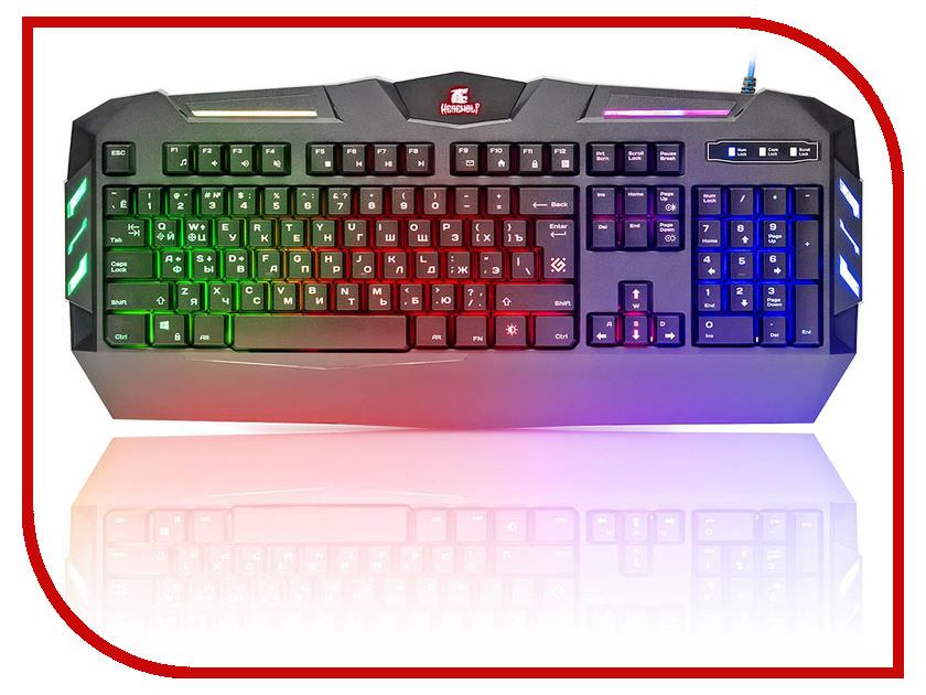 Клавиатура Defender Werewolf GK-120DL 45120 цена и фото
