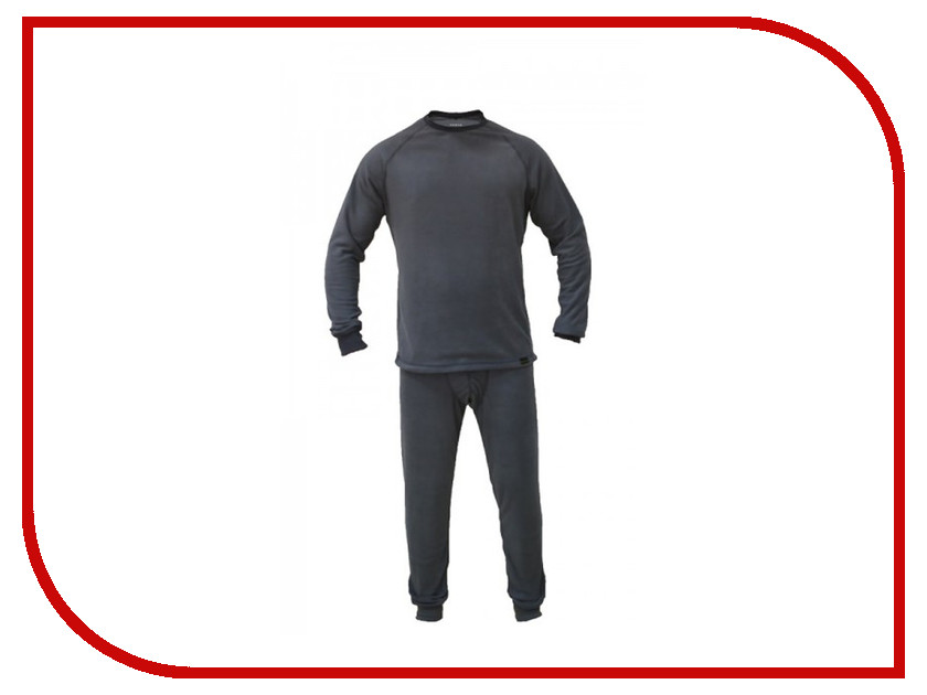 Термобелье Huntsman XXL р.56-58 Grey