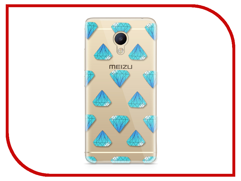 Аксессуар Чехол Meizu M5 Note With Love. Moscow Silicone Crystals 6771 чехлы для телефонов with love moscow силиконовый дизайнерский чехол для meizu m3s перья