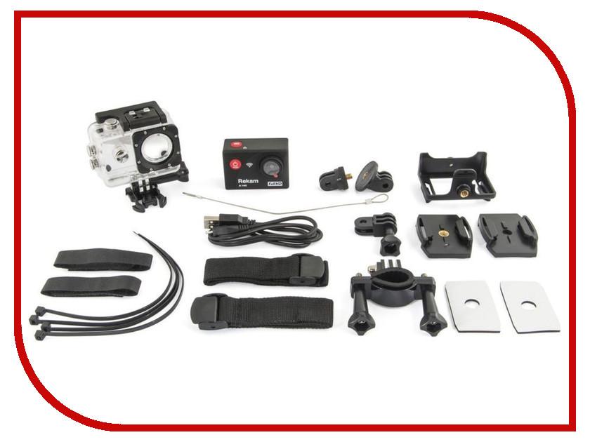Экшн-камера Rekam A140 экшн камера rekam xproof ex640 black