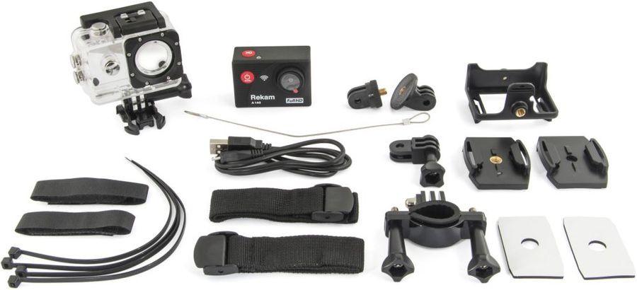 Экшн-камера Rekam A140 цена и фото