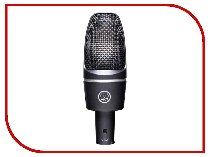 Микрофон AKG C3000 гарнитура akg y20u серый