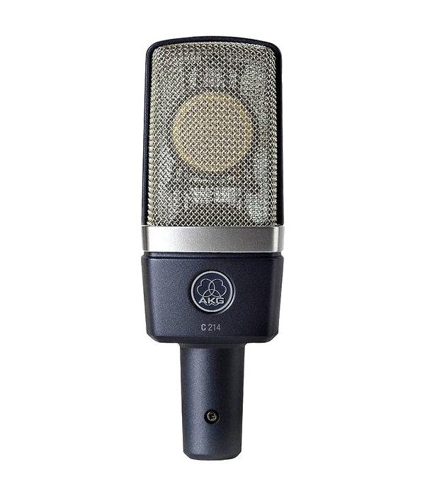 Микрофон AKG C214 цена и фото