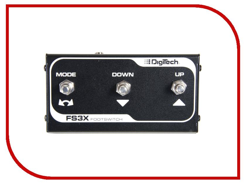 Педаль Digitech FS3X педаль digitech rp360