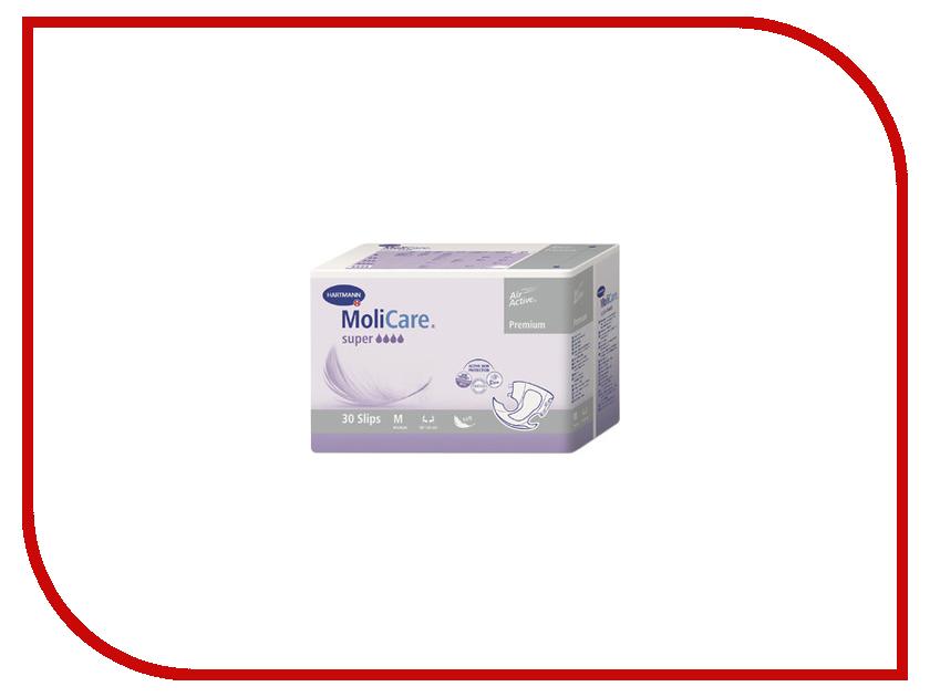 Подгузники Hartmann MoliCare Premium Super Soft M 30шт. 1696501