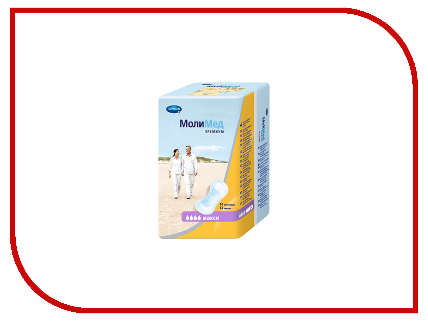 Hartmann Урологические MoliMed Premium Maxi 14шт. 1682871