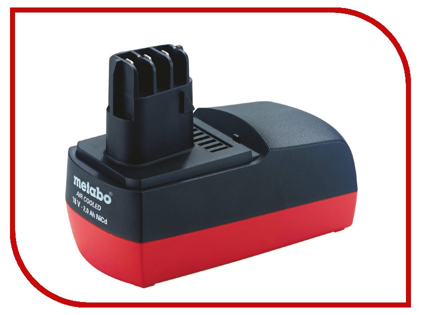 Аккумулятор Metabo BSZ 18V 2.0 Ah 625478000
