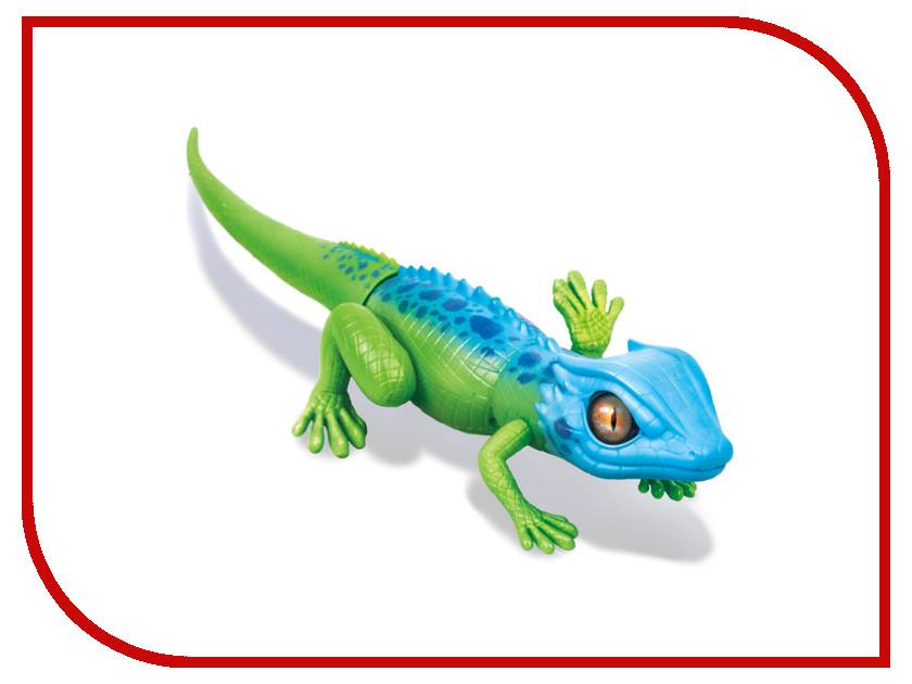 Игрушка Zuru RoboAlive Робо-ящерица Green-Blue Т10993 zuru брелок тролль cooper