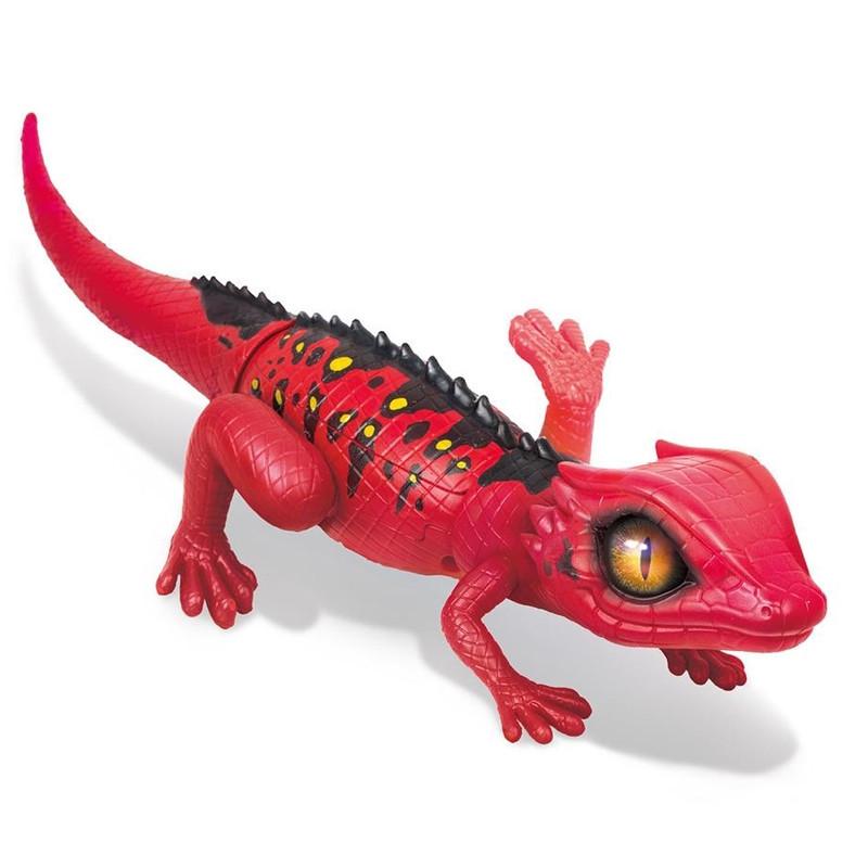 Игрушка Zuru RoboAlive Робо-ящерица Red Т10994