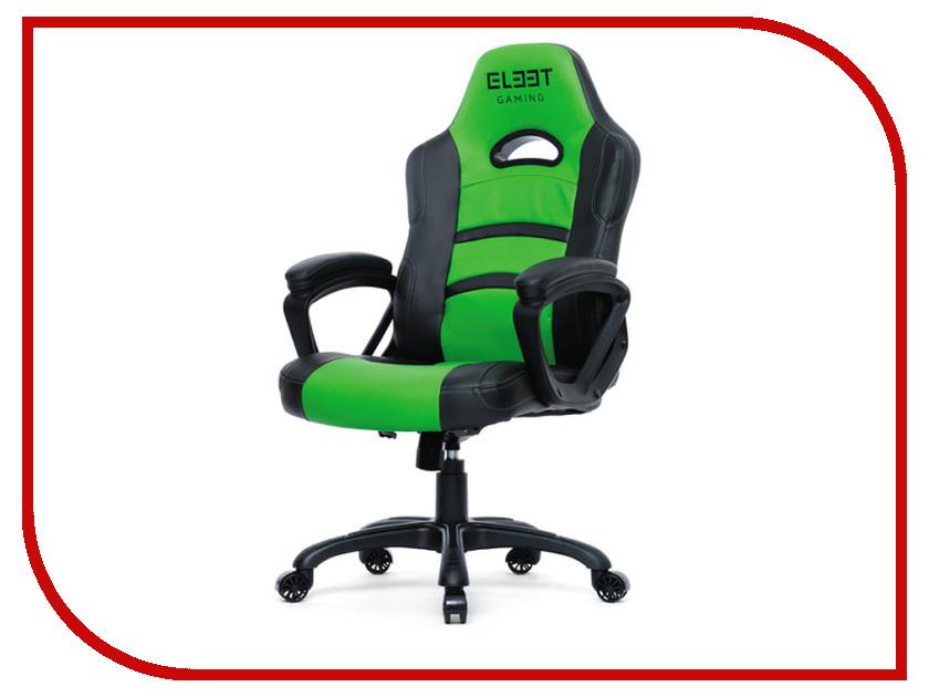 Компьютерное кресло L33T Gaming EL33T Essential Black-Green 160500