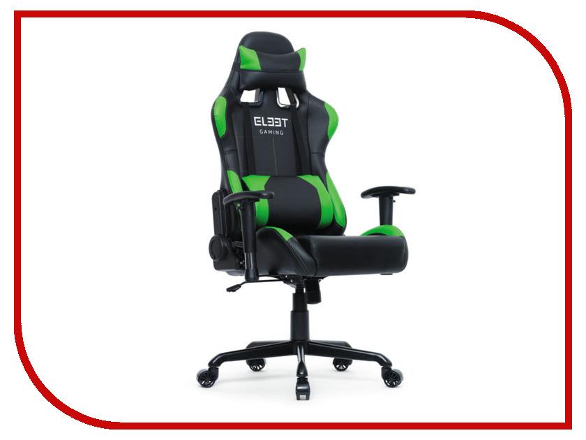 Компьютерное кресло L33T Gaming EL33T Elite V2 Black-Green 160512