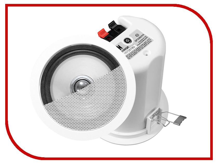встраиваемая акустика speakercraft asm56601 Встраиваемая акустика KEF Ci100QR WHT SGL PK SP3382AA