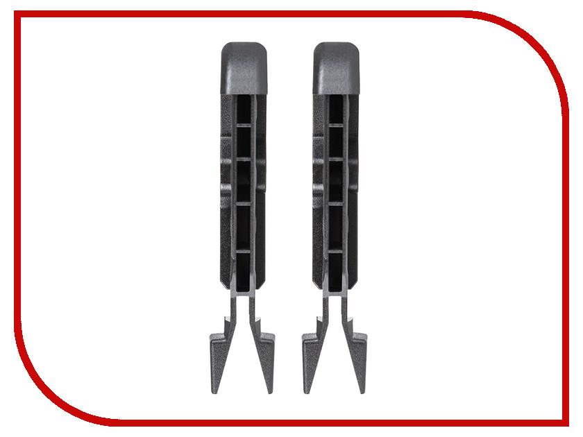 Щетки стеклоочистителя Адаптер для щёток Alca Flat Tab 300 620 компрессор alca maxxair 218 000