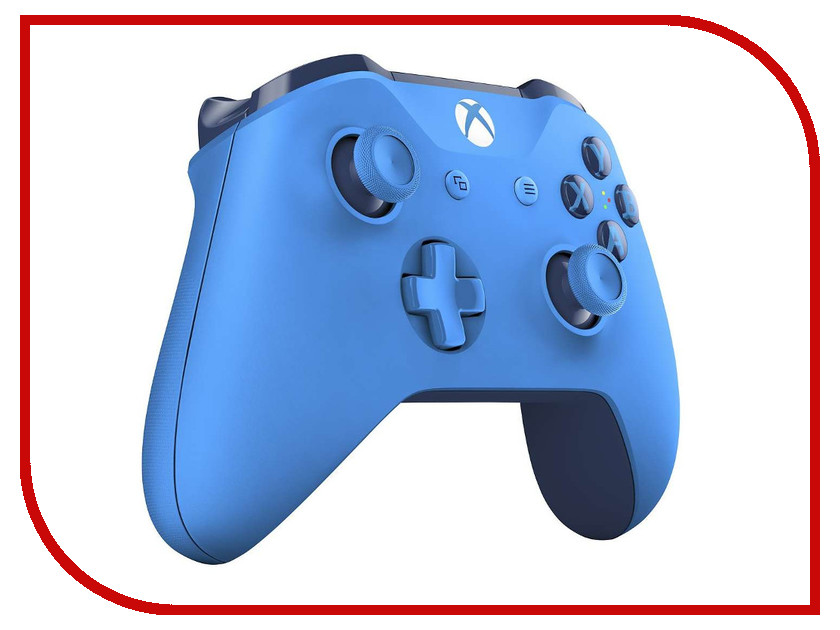 Геймпад Microsoft XBOX One Wireless Controller Blue WL3-00020 геймпад игра microsoft xbox one wireless controller gears of war ultimate edition