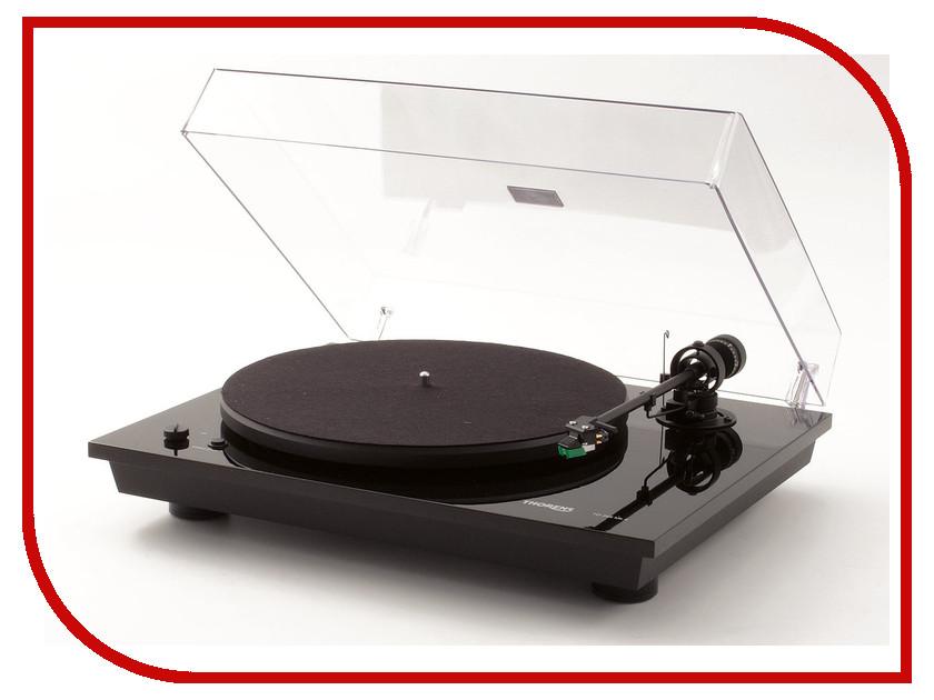 Проигрыватель виниловых дисков Thorens TD-295 Piano Black проигрыватель виниловых дисков teac tn 550