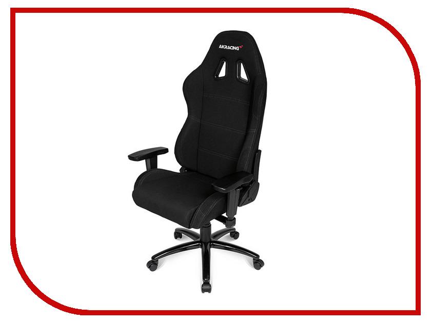 Компьютерное кресло AKRacing K7012 Black AK-K7012-BB