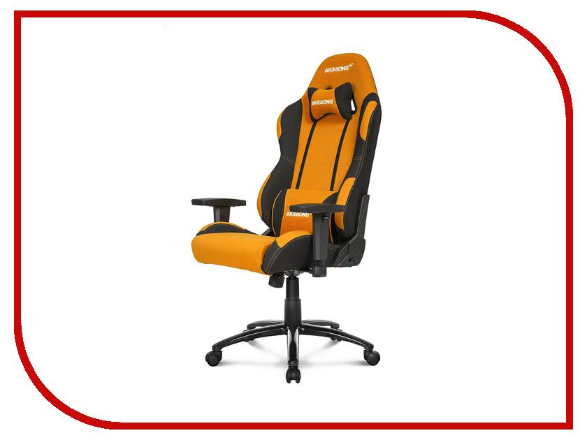Компьютерное кресло AKRacing K7012 Black-Orange AK-K7012-BO