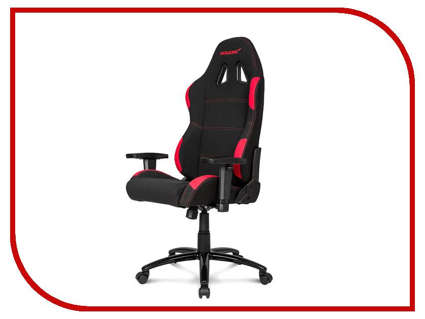 Компьютерное кресло AKRacing K7012 Black-Red AK-K7012-BR