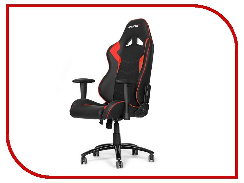 Компьютерное кресло AKRacing Octane Black-Red AK-OCTANE-RD