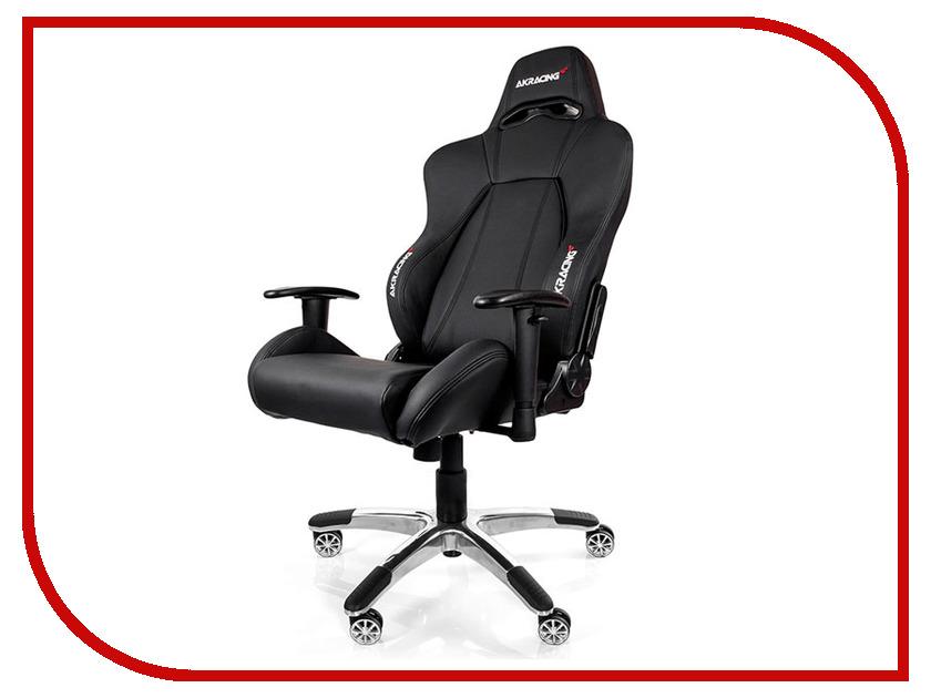 Компьютерное кресло AKRacing Premium Black AK-7002-BB