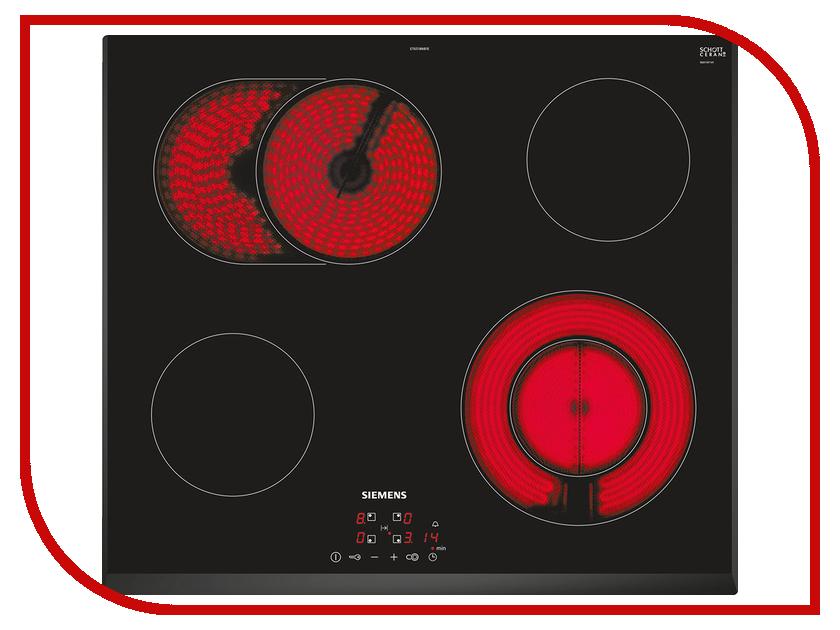 Варочная панель Siemens ET651BNB1E siemens lc 91 ba 582 ix