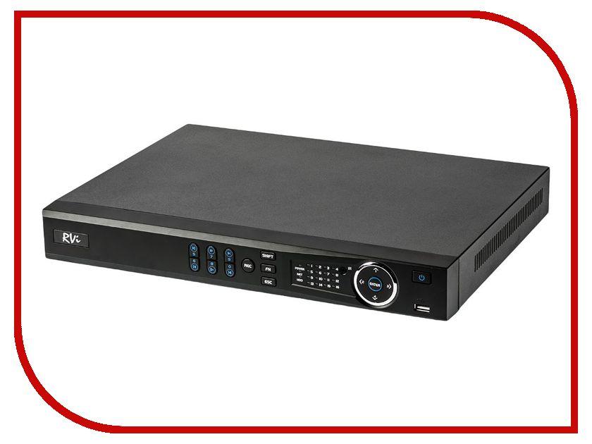 Видеорегистратор RVi IPN16/2-PRO-4K камеры видеонаблюдения rvi ipc52z30 pro
