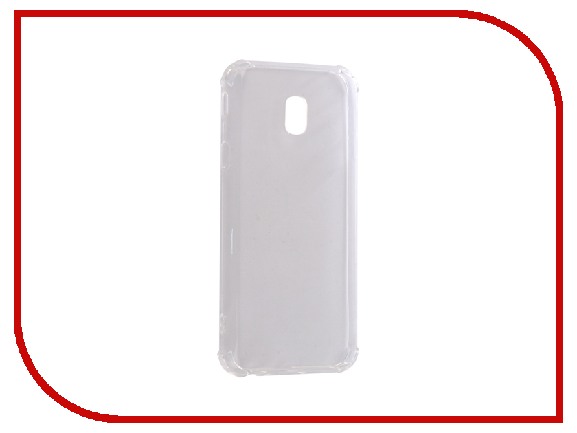 Фото Аксессуар Чехол Samsung SM-J330F/DS Galaxy J3 2017 Zibelino Ultra Thin Case Extra ZUTCE-SAM-J330 аксессуар чехол samsung j3 2017 j330f zibelino clear view black zcv sam j330 blk