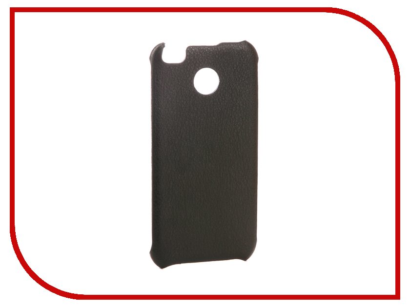 Фото Аксессуар Чехол Xiaomi Redmi 4X Zibelino Cover Back Black ZCB-XIA-RDM-4X-BLK
