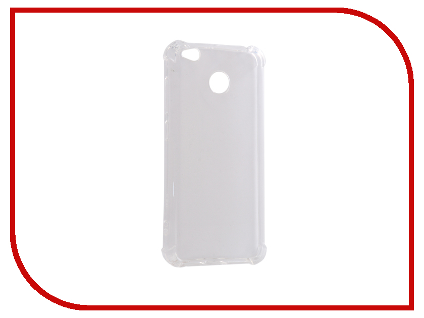 Аксессуар Чехол Xiaomi Redmi 4X Zibelino Ultra Thin Case Extra ZUTCE-XIA-RDM-4X аксессуар чехол xiaomi redmi 4x zibelino classico black zcl xia rdm 4x blk