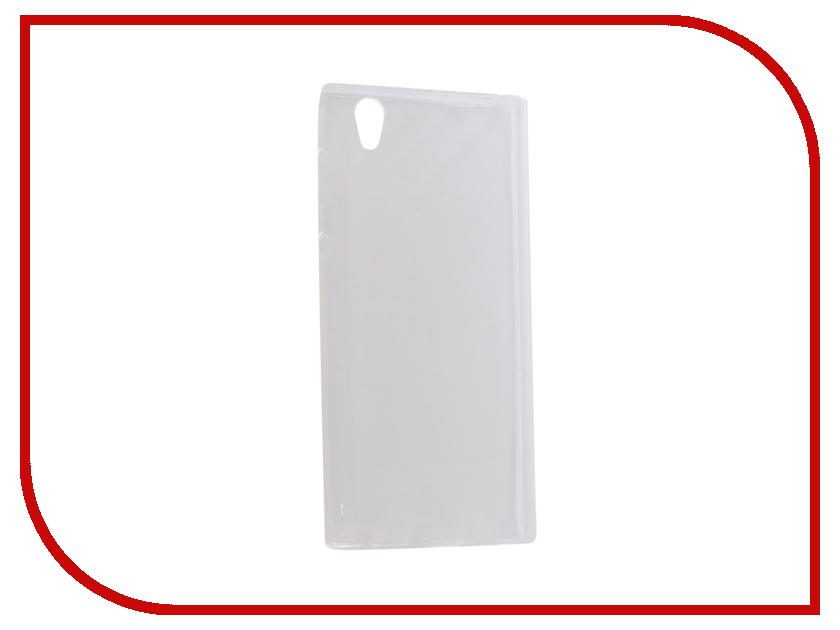 Аксессуар Чехол Sony Xperia L1 Zibelino Ultra Thin Case White ZUTC-SON-L1-WHT zutc motr mot m