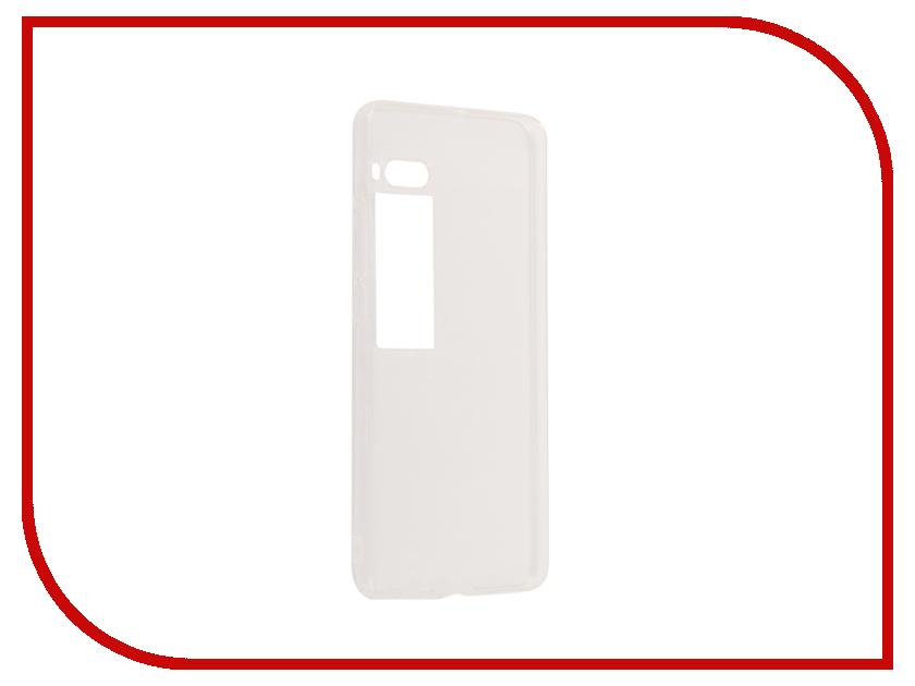Аксессуар Чехол Meizu Pro 7 Zibelino Ultra Thin Case White ZUTC-MZU-PRO7-WHT аксессуар чехол xiaomi redmi note 3 pro zibelino ultra thin case white zutc xmi rdm not3 pro wht