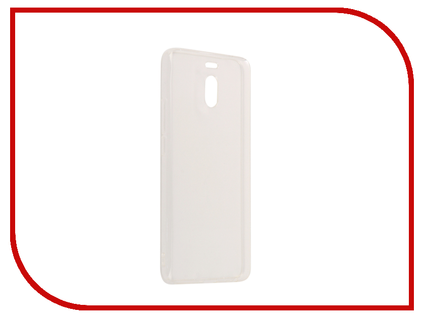 Аксессуар Чехол для Meizu M6 Note Zibelino Ultra Thin Case White ZUTC-MZU-M6-NOT-WHT howard miller настенные часы howard miller 620 369 коллекция