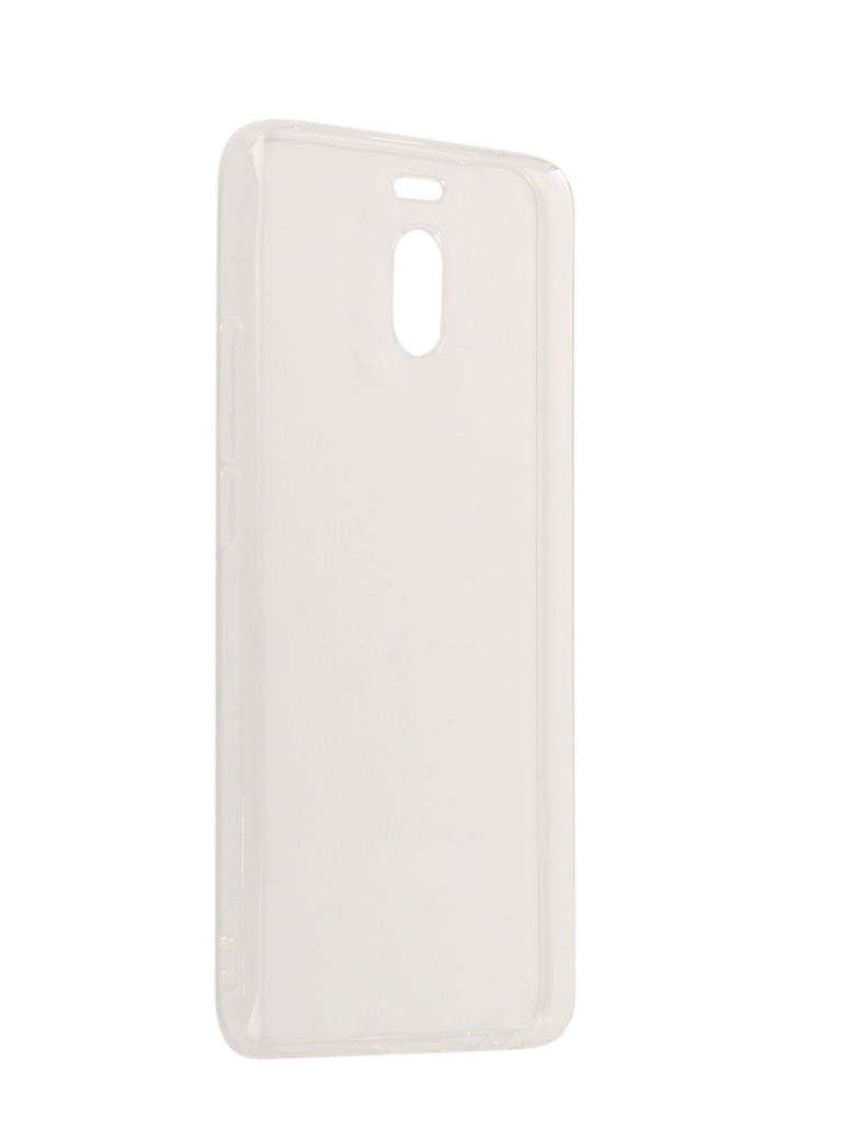 Чехол Zibelino для Meizu M6 Note Ultra Thin Case White ZUTC-MZU-M6-NOT-WHT