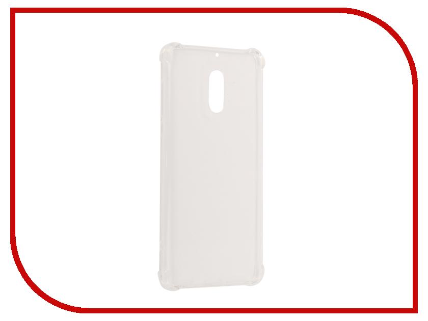 Аксессуар Чехол Nokia 6 Zibelino Ultra Thin Case Extra ZUTCE-NOK-6