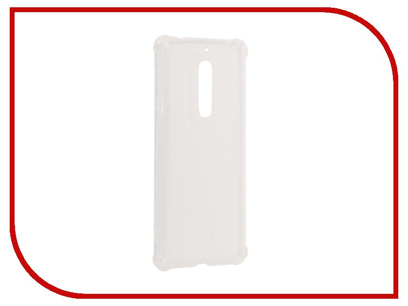 Аксессуар Чехол Nokia 5 Zibelino Ultra Thin Case Extra ZUTCE-NOK-5
