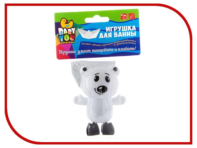 игрушка Bondibon Белый Мишка ВВ2470