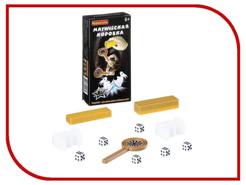 Настольная игра Bondibon Магическая коробка №2 ВВ2117 настольная игра bondibon магистраль 3д игра арт 1318