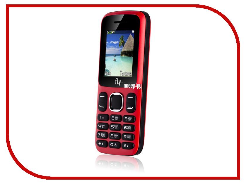 Сотовый телефон Fly FF180 Red