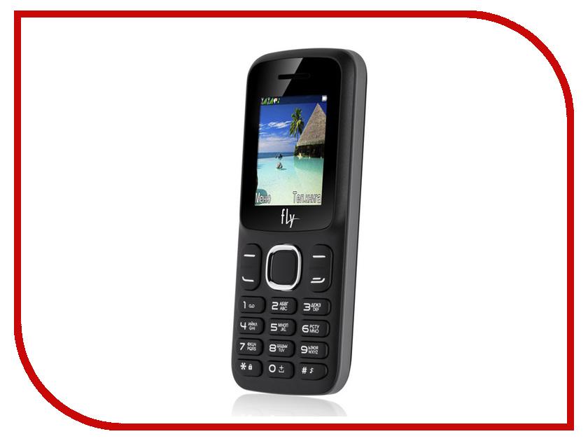 Сотовый телефон Fly FF180 Black сотовый