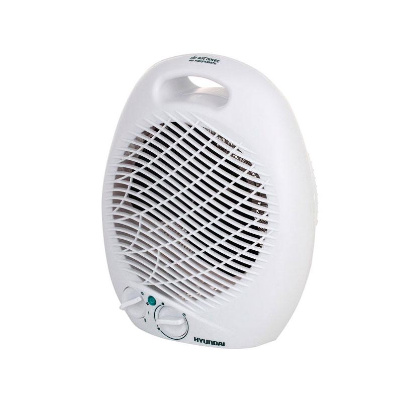 Обогреватель Hyundai H-FH1-20-UI9102 тепловентилятор hyundai h fh1 20 ui9102 2000 вт вентилятор термостат белый
