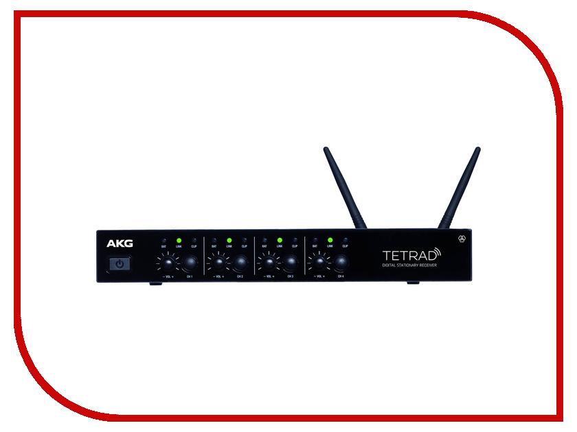 Радиосистема AKG DSR Tetrad кастрюля taller tr 1082