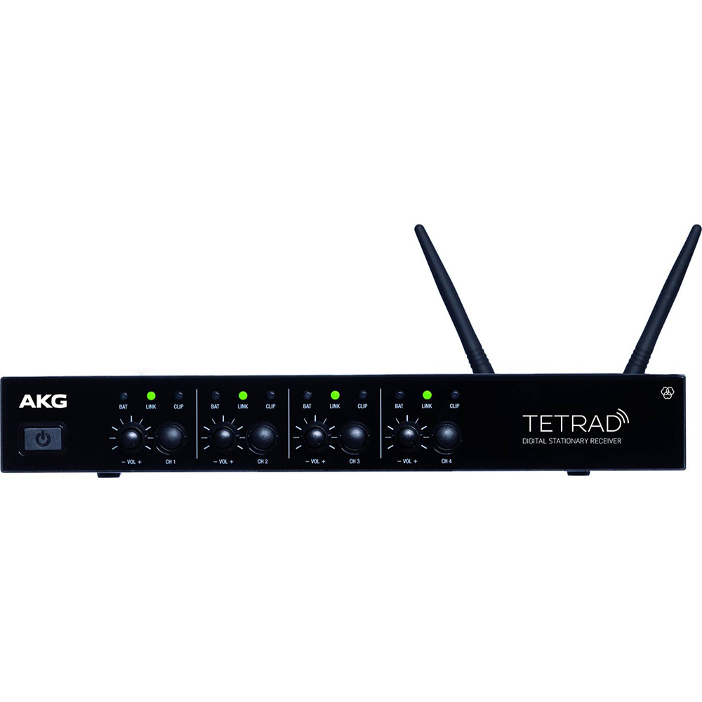 Радиосистема AKG DSR Tetrad все цены