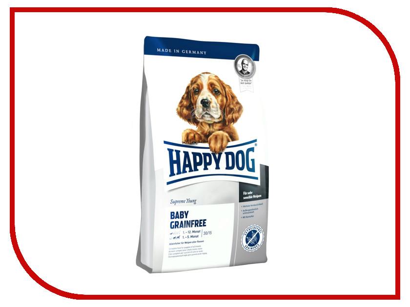 Здесь можно купить   Корм Happy Dog Baby Granefree - 1kg 03431 для щенков
