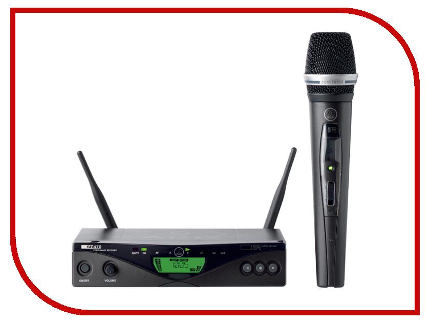 Радиосистема AKG WMS470 C5 SET BD7 кабель akg 2m cs3ec002