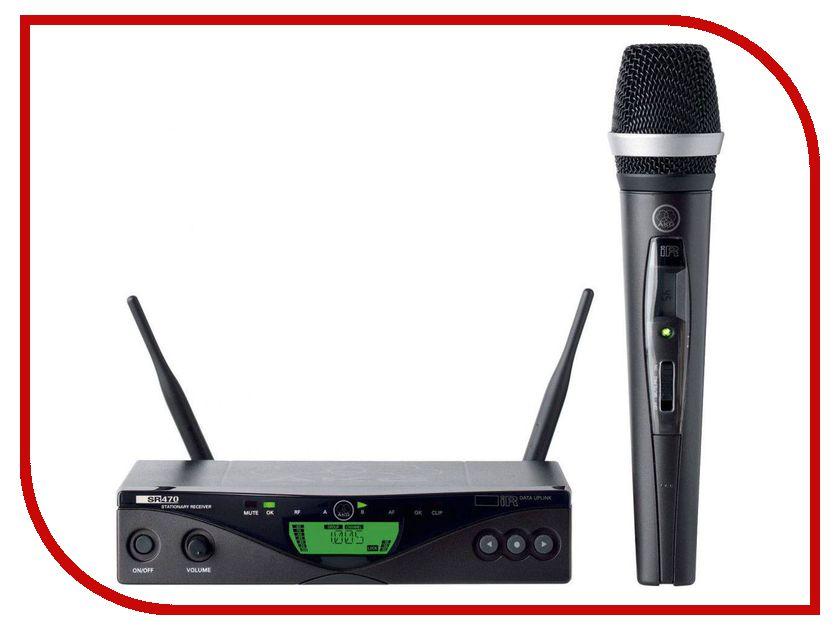 Радиосистема AKG WMS470 D5 SET BD9 akg y 20u