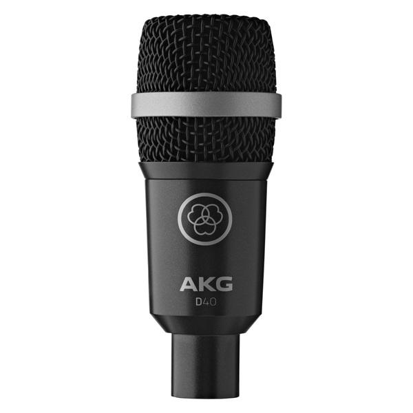 Микрофон AKG D40 цена и фото