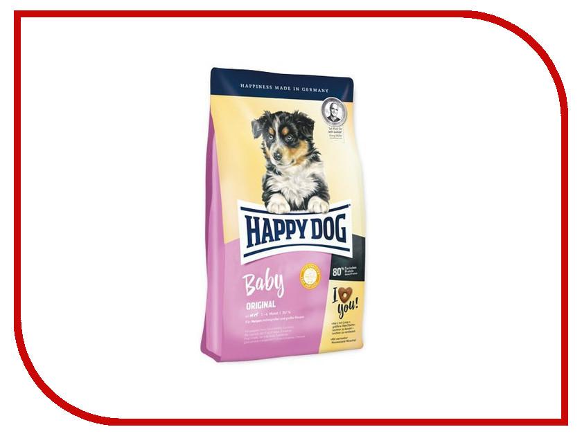 Корм Happy Dog Baby Original - 1kg 60397 для щенков футболка классическая printio gta 5 dog