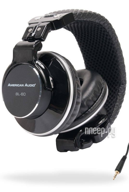 Наушники American Audio BL-60B grafalex 60b page 6