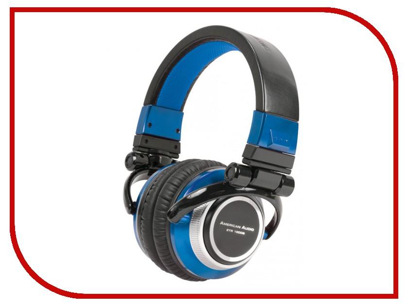 Наушники American Audio ETR 1000B