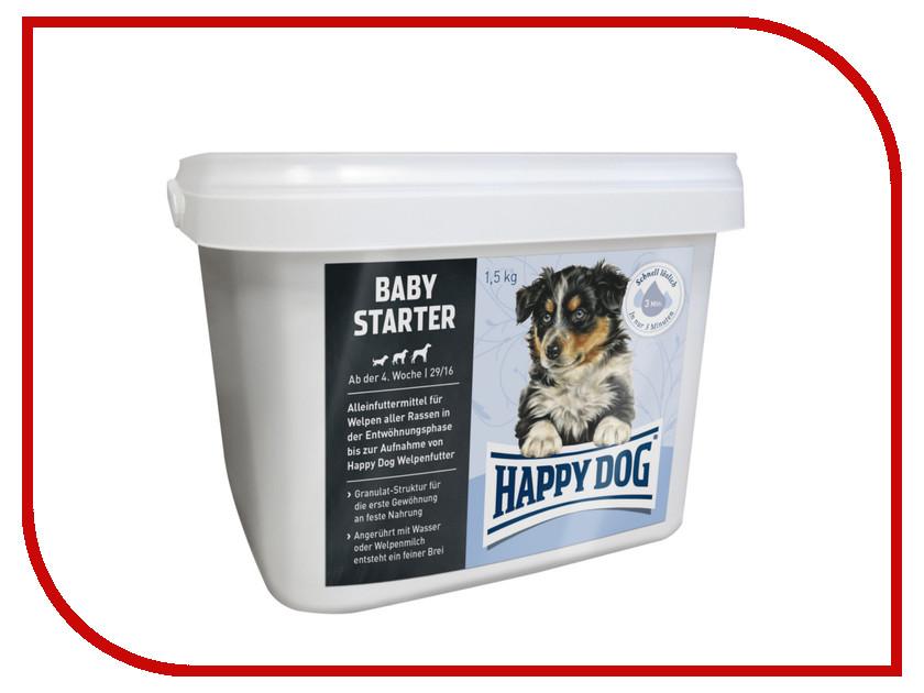 Корм Happy Dog Baby Starter Первый прикорм - 1.5kg 03504 для щенков